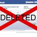 كيفية حذف حساب فيس بوك نهائيا delete facebook account