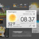 تحميل تطبيق GO Weather Forecast للاندرويد لتوقع احوال الجو والطقس اليوم APK