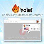 تحميل برنامج هولا Hola لفتح المواقع المحجوبة على أندرويد وآيفون وويندوز