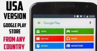 انشاء حساب جوجل بلاي google play أمريكي