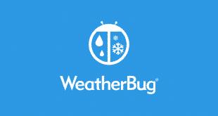 تحميل تطبيقweatherbug information about weather