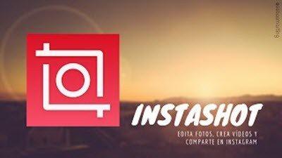تحميل instashot لتعديل صور انستقرام افضل برنامج تصميم فيديو للايفون للانستقرام