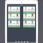 تحميل برنامج تابع لايف Tab3live لمشاهدة مباريات كرة القدم للايفون و الاندرويد