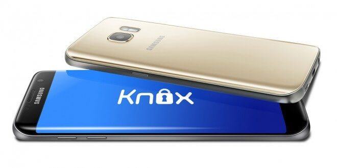 اهم مميزات ميزة Samsung Knox لهواتف جلاكسي , سامسونج