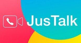 تحميل تطبيق justalk لمكالمات الصوت و الفيديو مجانا للايفون و الاندرويد