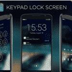 أفضل تطبيقات قفل الشاشة على أندرويد Keypad Lock Screen
