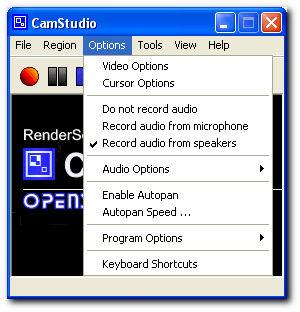 Download CamStudio