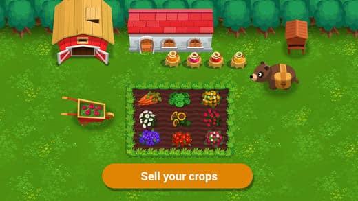 لعبة المزرعة للاطفال