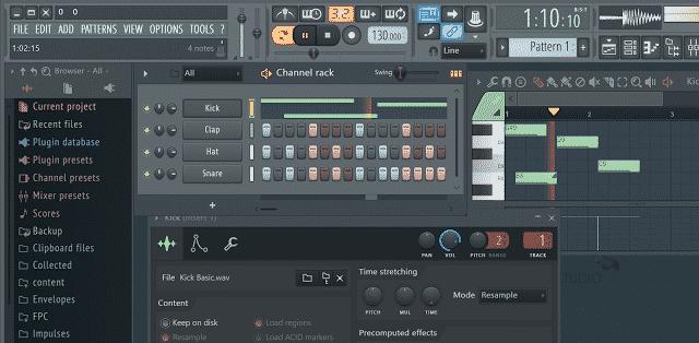 تنزيل البرنامج الافضل في تسجيل و صناعة الموسيقى