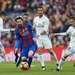 شاهد مباراة الكلاسيكو بين برشلونة وريال مدريد