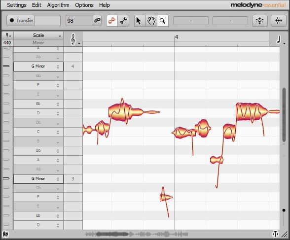 اضافة التاثيرات على الصوت