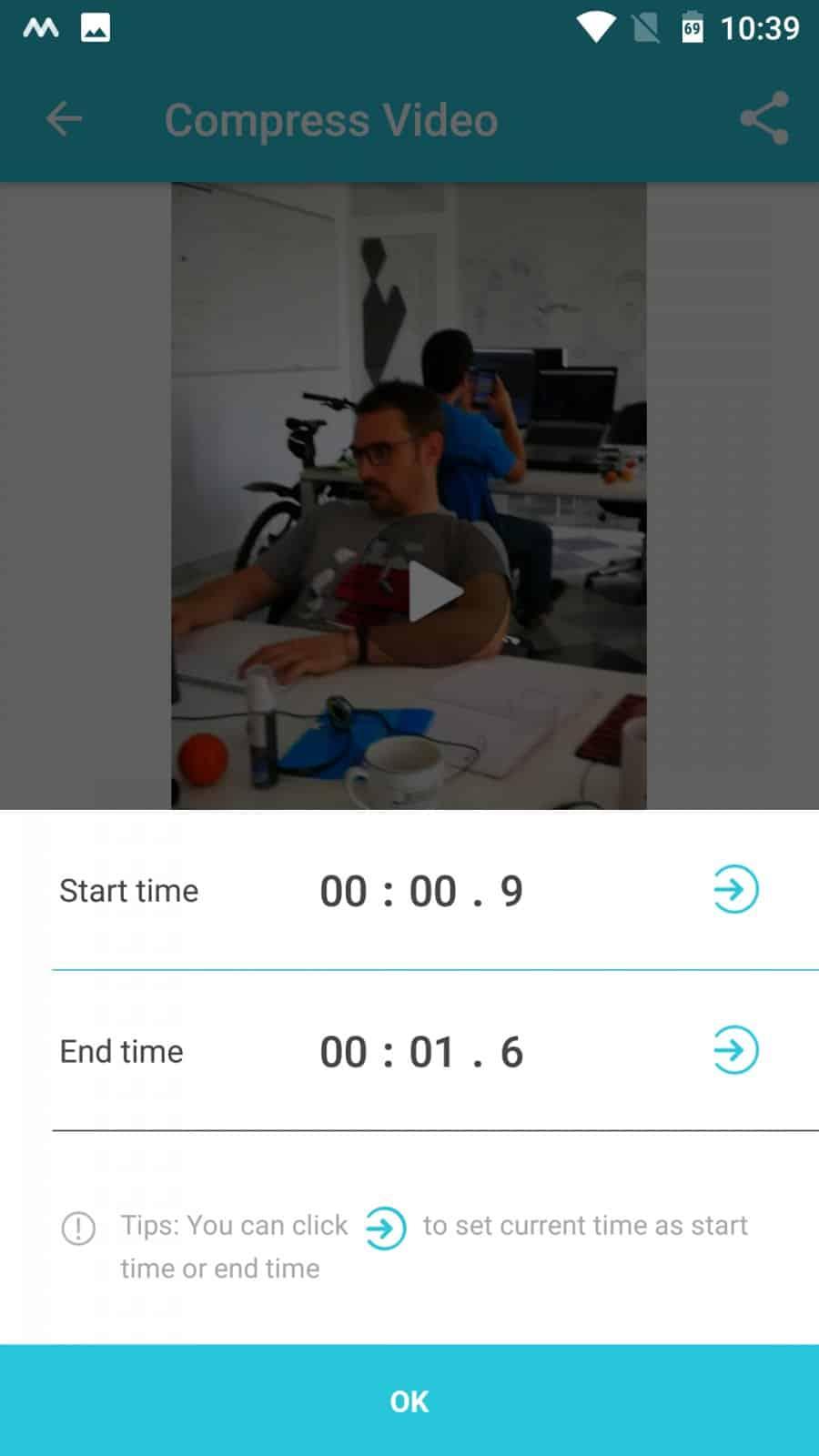 برنامج ضغط الفيديو مع الحفاظ على الجودة