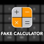تحميل برنامج اخفاء الصور للايفون Fake Calculator بديل +Calculator