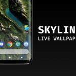تحميل  خلفيات حية متحركة 3D Skyline Live Wallpaper مجانا للاندرويد