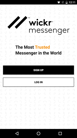 Wickr Me Messenger