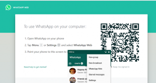 واتساب ويب , WhatsApp Web