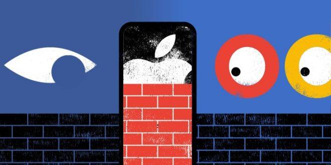 فيس بوك , آبل , جوجل