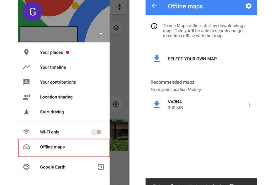 خرائط جوجل , Google Maps