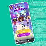 سناب شات تطلق منصة الألعاب Snap Games