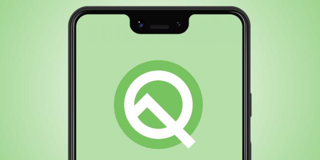 Android Q ، أندرويد كيو