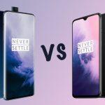 مقارنة تفصيلية بين مواصفات وسعر الهاتفين OnePlus 7 Pro و OnePlus 7 : أيهما يستحق الشراء