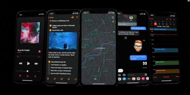 كل شيء عن الوضع الداكن أو الوضع الليلي في iOS 13 على آيفون و آيباد