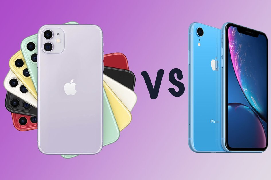 iPhone 11 ,iPhone XR