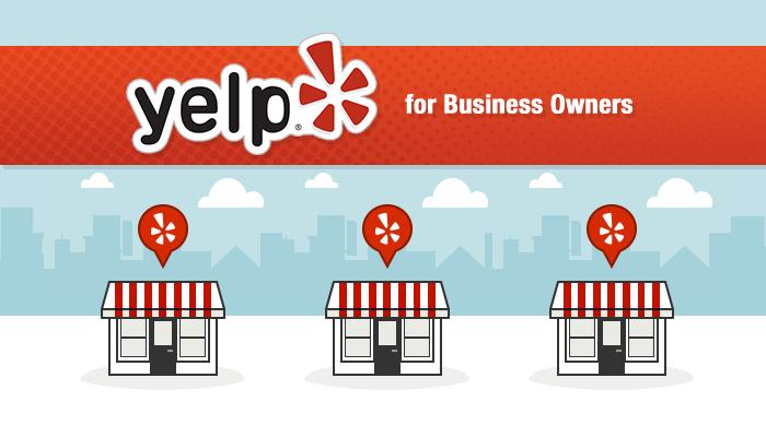 تطبيق Yelp for Business